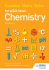 Image for Essential maths skills for AS/A level chemistry