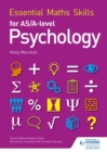 Image for Essential maths skills for AS/A level psychology