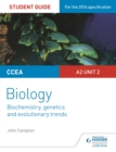Image for CCEA A2 biologyUnit 2,: Student guide