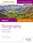 Image for Edexcel geographyAS/A-level year 1 student guide,: Globalisation