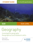 Image for OCR AS/A level geography student guide4,: Investigative geography; geographical and fieldwork skills