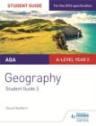 Image for Geography3,: Student guide