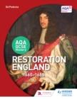 Image for Restoration England, 1660-1685