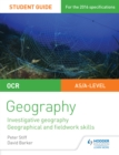 Image for OCR AS/A level geography student guide.: (Investigative geography; geographical and fieldwork skills) : 4,