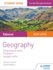 Image for Edexcel A-level year 2 geography.: (Synoptic thinking and skills for the independent investigation) : Student guide 4,