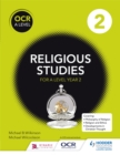 Image for OCR religious studiesA level Year 2