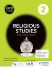 Image for OCR religious studies. : A level Year 2