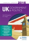 Image for UK government & politics  : annual update 2016
