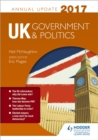 Image for UK government & politics  : annual update 2017