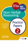 Image for 11+ non-verbal reasoning practice papers2