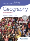 Image for Cambridge International AS and A Level Geography Teacher's CD 2nd ed