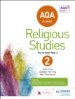 Image for AQA A-level religious studies year 2