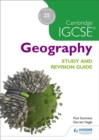 Image for Cambridge IGCSE geography: Study and revision guide