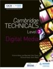 Image for Cambridge technicalsLevel 3,: Digital media