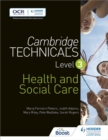 Image for Cambridge technicalsLevel 3,: Health and social care
