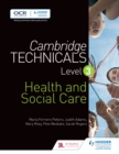 Image for Cambridge Technicals Level 3 Health and Social Care : Level 3,