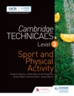 Image for Cambridge technicals.: (Sport and physical activity) : Level 3,