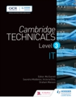 Image for Cambridge Technicals Level 3 IT : Level 3,