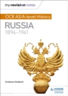 Image for OCR AS/A-level history: Russia, 1894-1941