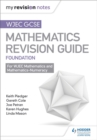 Image for WJEC GCSE mathsFoundation,: Revision guide