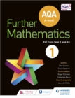 Image for AQA A-level further mathematicsCore year 1 (AS)