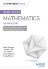 Image for WJEC GCSE maths.: (Mastering mathematics revision guide) : Foundation,
