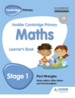 Image for Hodder Cambridge primary mathematics: Learner's book 1