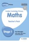 Image for Hodder Cambridge primary mathematics: Teacher's pack 1