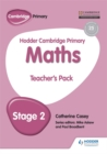 Image for Hodder Cambridge primary mathematicsTeacher's resource pack 2