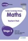 Image for Hodder Cambridge primary mathematics: Teacher's resource pack 3