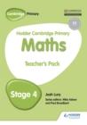 Image for Hodder Cambridge primary mathematics: Teacher's resource pack 4