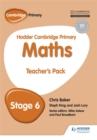 Image for Hodder Cambridge primary mathematics: Teacher's resource pack 6
