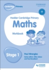 Image for Hodder Cambridge primary mathematics: Workbook 1