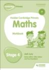 Image for Hodder Cambridge primary mathematics: Workbook 4