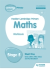 Image for Hodder Cambridge primary mathematics: Workbook 5