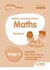 Image for Hodder Cambridge primary mathematics: Workbook 6