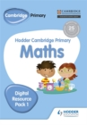 Image for Hodder Cambridge primary mathsDigital resource pack 1