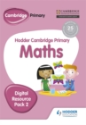 Image for Hodder cambridge primary mathsDigital resource pack 2