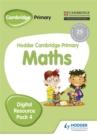 Image for Hodder cambridge primary mathsDigital resource pack 4