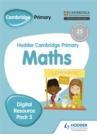 Image for Hodder Cambridge primary mathsDigital resource pack 5
