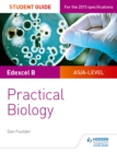 Image for Edexcel A-level biology.: (Practical biology)