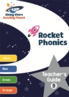 Image for Rocket phonicsTeacher's guide B