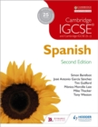 Image for Cambridge IGCSE Spanish: Student book