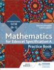 Image for Edexcel International GCSE (9-1) mathematics: Practice book