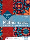 Image for Edexcel International GCSE (9-1) mathematics.: (Student book)