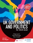 Image for UK government & politics. : AS/A-level.
