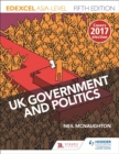 Image for Edexcel UK government and politics for AS/A level
