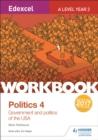 Image for PoliticsWorkbook 4,: Government and politics of the USA