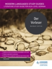 Image for Der vorleserAS/A-Level German,: Modern languages study guides