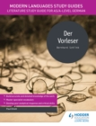 Image for Der vorleser.: (Modern languages study guides) : AS/A-Level German,